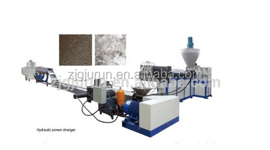 Good quality PE plastic film two stage recycling equipment