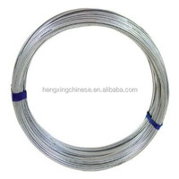 low tensile strength galvanized steel wire for fencing