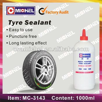 Puncture Repair Prevention Tyre Sealant 1000ml