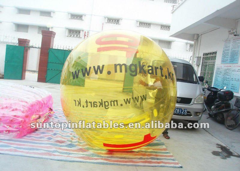 best price inflatable water walking balloon for sales