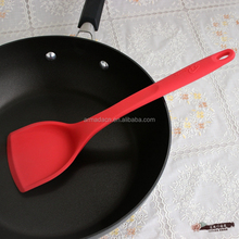 Food grade silicone pancake turner of kitchen tools