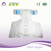 A grade disposable adults wearing diapers