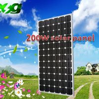 200w Solar Photovoltaic Energy System 08KWH