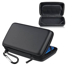 hard waterproof foam insert plastic instrument case