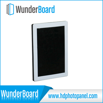 picture wall hanging system for HD metal panel