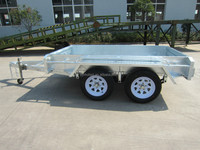 8x5 Tandem Trailer With Brake