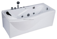 SUNZOOM UPC/cUPC certified hydro spa hot tub, very popular led xx tub, free sex massage bath tub for couples