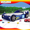 Baby care furniture racing car bed