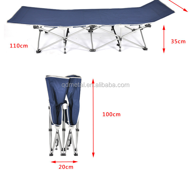 2015 New Design Folding Camping Bed