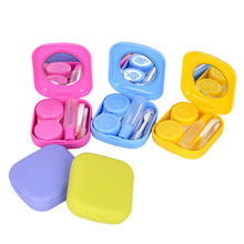Fashion Contact Lens Case Contact Lenses Accessories case high quality Glasses case