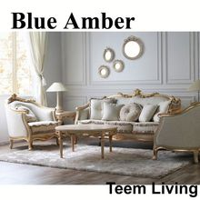 2015 year furniture design bamboo living room set beauty salon furniture