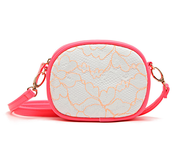 72fea8148913 Get Quotations · New arrival cute small girls messenger bag pretty mini  handbags pink leather for mobile phone affordable