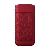 Discount Ozaki colorful leather phone case with grain and card slot for iPhone 5s