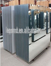 decor wholesale high quality 3-6mm Silver Mirror Glass