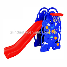 8006A Elephant plastc slide for kids