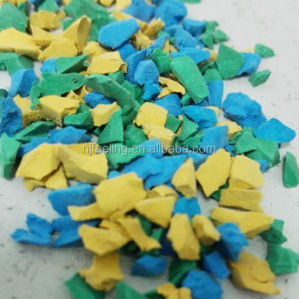 EPDM Rubber Scrap,Rubber Playground Flooring EPDM FN-E-16012715
