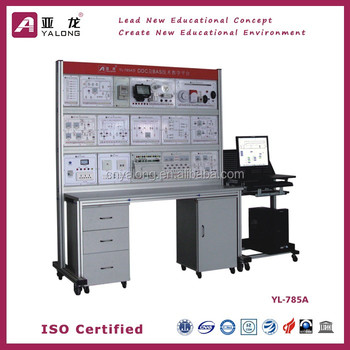 DDC Technology Education Equipmen ,BAS Technology Teaching equipment , Intelligent Building Teaching Platform