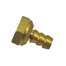 brass gas hose fitting/ gas pipe connectors / gas hose connecter