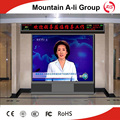 Portable P10 indoor led panel billboard