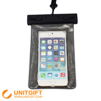 Hot selling pvc waterproof bag for iphone
