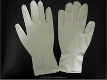 cheap price 100% rubber latex examination gloves