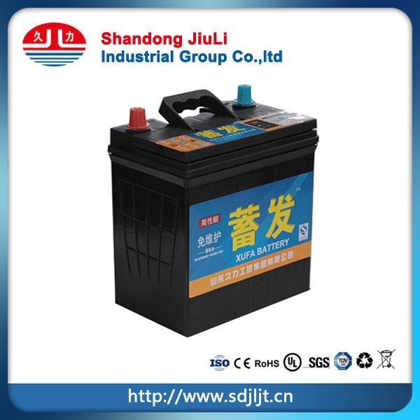 36B20L high power DIN Standard Maintenance Free Car Battery