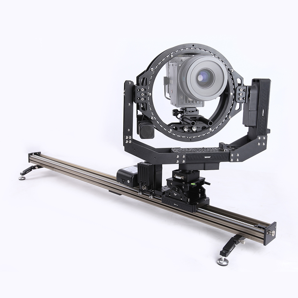 G4s wireless controlled 130cm camera dolly track dslr camera slider for sale