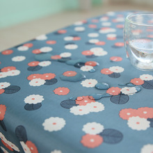 Waterproof printed pvc table cloth factory oxford cloth table cloths for wedding party