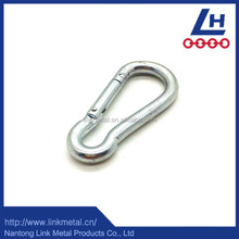 DIN5299C electro galvanized safety snap hook