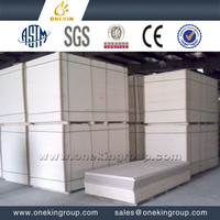 High density Fireproof/waterproof 1.6 kg/m3 Exterior Wall Fiber Cement Board / Fibre Cement Sheet