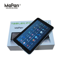tablet pc very cheap with cd-room support 3g gsm wifi phone call/buin in gps tablet android