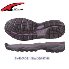 Rubber shoe sole tpr sole high quality eva foam sole