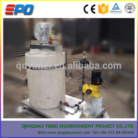 Chemical PE Dosing Tank Used For