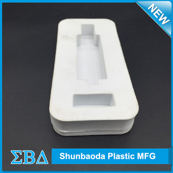 China factory supply gift flocking blister tray for sale