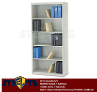 Steel open door shelf/Steel filing cabinets without door