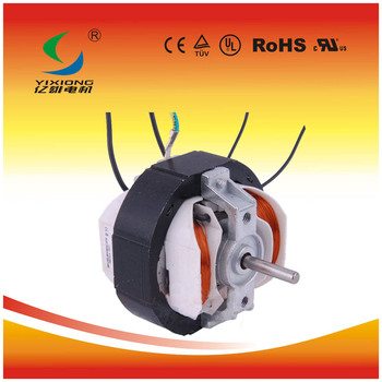 used in every kinds heater cooler ventilation fan systems dryer many household appliance duct fan motor