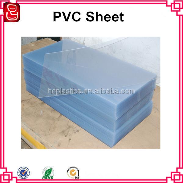 Pvc Sheets Product: Transparent Pvc Sheets / 1mm Pvc Roll / 4x8 Vinyl Sheets