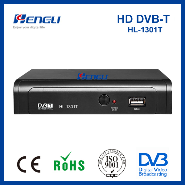 OEM free to air tv box dvb-t2 HD mstar 7t01 South Africa digital set top box tv receiver
