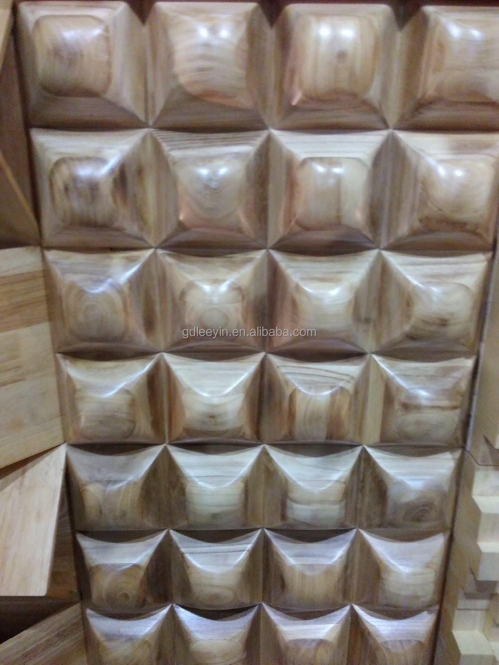 building material Acoustic Diffusers for home theater