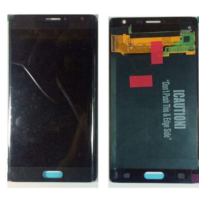 replacement lcd sceen for Samsung Galaxy Note Edge N915 complete Black