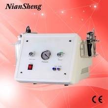 Real factory hydra dermabrasion peel diamond facial machine / hydro microdermabrasion facial