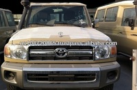 2015 TOYOTA Land Cruiser 76 HARDTOP MODEL HZJ76 DIESEL Landcruiser
