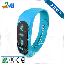 High Quality GPS Positioning Waterproof E02 Smart Bracelet