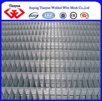 2x2 galvanized welded wire mesh for fence panel(factory ISO)