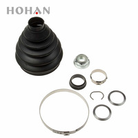 Auto Chassis Parts of Axle Shaft Bellows Outer CV Axle Joint Boot Kit 1K0498203A