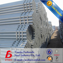 China Price for compression fittings galvanized pipe