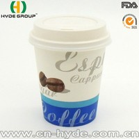 Hot Sale Customized Single Wall Disposable 8oz Paper Cup with OEM