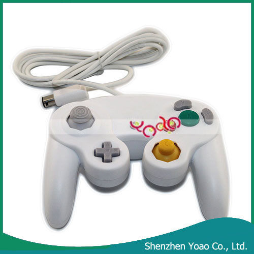 Hot Selling Gamecube Controller for Nintendo Wii GC Controller