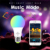 wifi led bulb rgb warm white works with alexa and google home