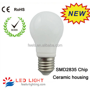 super bright smd e27 a55 5w 360 degree led bulb light